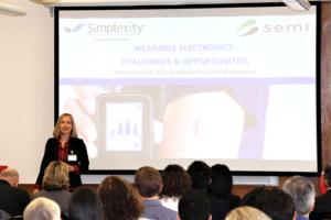 wearable electronics presentation